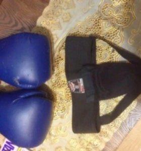 Комплект для тайского бокса
