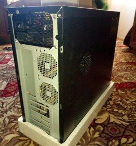 Корпус компьютера новый