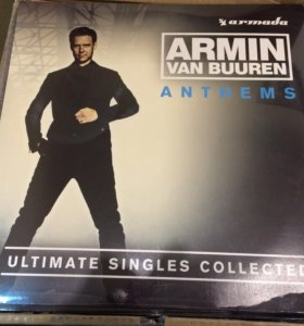 Armin van Buuren - Anthems (2 LP)