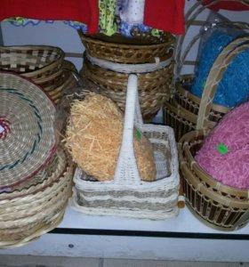 Плетёнка, корзинка
