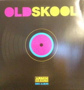 Armin van Buuren - Old Skool ( 1 LP) mini album