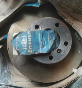 Тормозные диски+колодки BMW e39