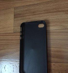 Чехол/бампер айфон 4