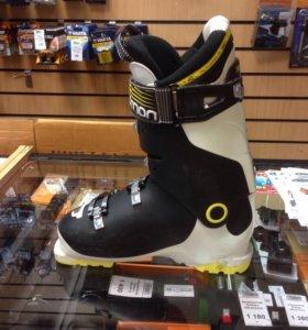 Ботинки salomon для горных лыж