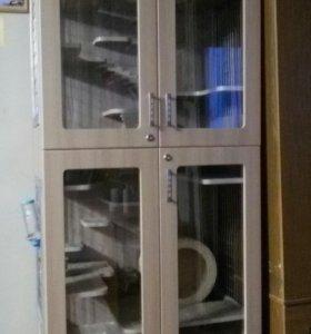 Клетка витрина для шиншилы