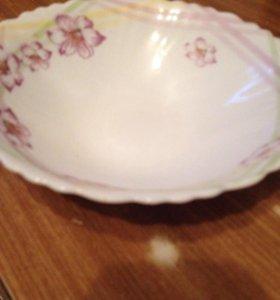 Новые тарелочки