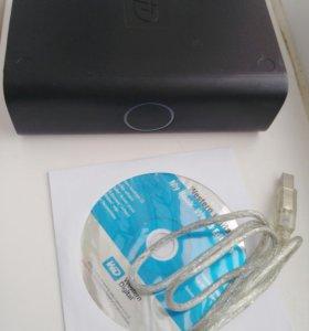 Внешний жесткий диск