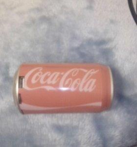Колонка Coca-Cola