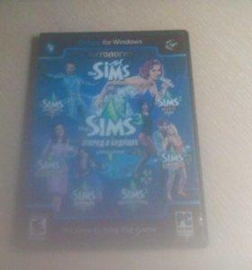 Sims3 все дополнения