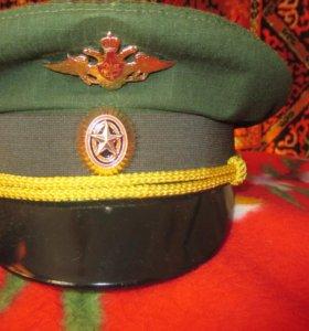 Военная фуражка(офиска)