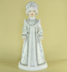 Символ Нового года кукла ручной работы Снегурочка