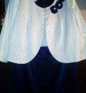 Платье-костюм для торжественных случаев