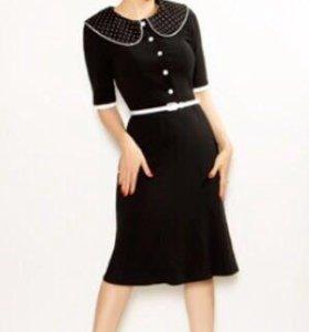 Очень стильное ретро-платье