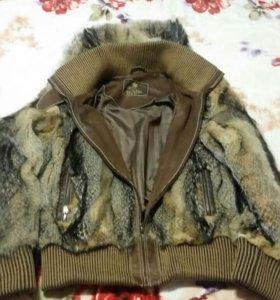 Куртка волчья