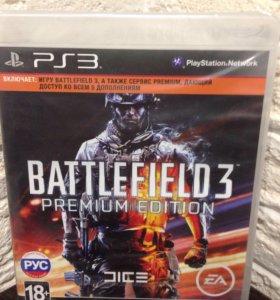 Battlefield 3 Premium Edition ps3