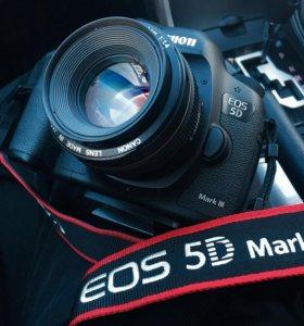 Canon Mark III 5D
