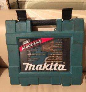 Набор инструментов настоящего мужчины makita