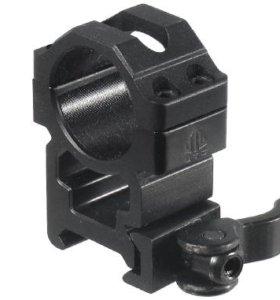 Кольца быстросъемные Leapers UTG для оптики 25,4мм