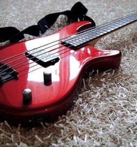 Бас-гитара Fernandes Tremor 4X MTR (2006)