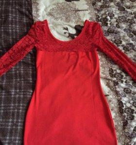 Платье инсти