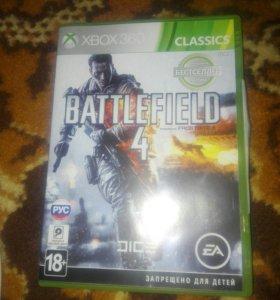 Продам 2 диска tecen и battlefield 4 xbox 360