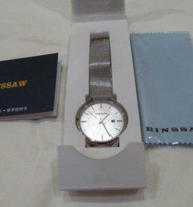 Часы кварцевые Binssaw
