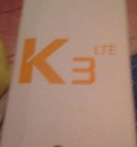 Телефон LGK3