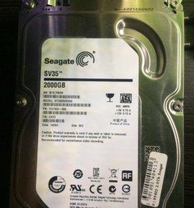 Seagate 2000GB
