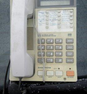 Телефон станционарный panasonic kx-t2356