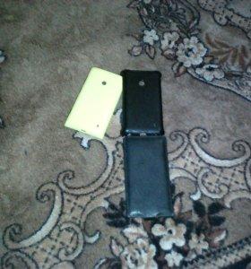 Крышка и чехол на nokia lumia 520,525