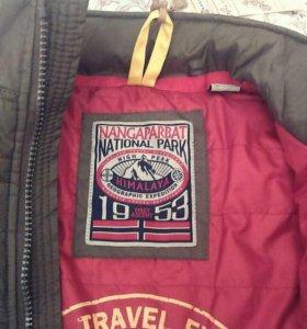 Куртка Nangaparbat