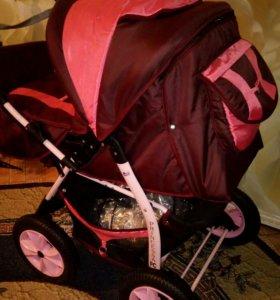 Абсолютно новая детская коляска