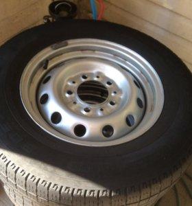 Колесо для Форд транзит 16 размер