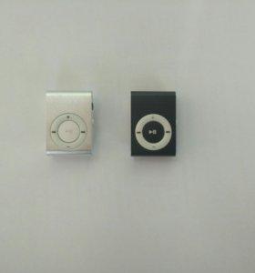 Компатный Mp3-плеер (microSD Card, USB)