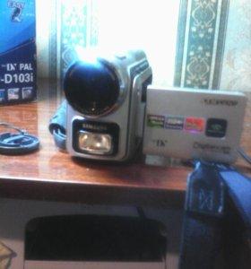 Видеокамера самсунг VP-D103I