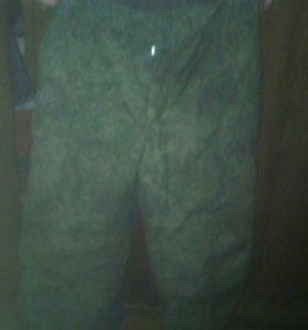 Военные зимние штаны