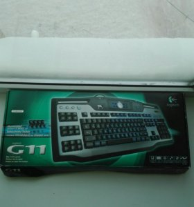 Клавиатура новая игровая в упаковке