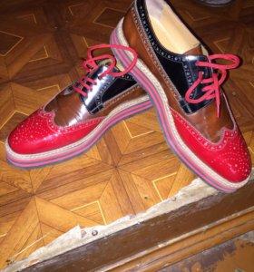 Туфли оригинальные от Prada