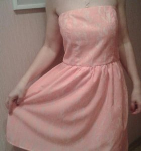 Платье новое. Торг