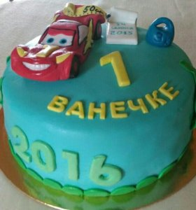 Авторский торт любой сложности