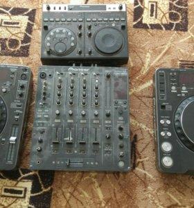 DJ оборудование pioneer