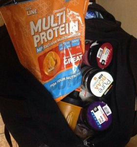 MultiProtein протеин от Pureprotein 1кг