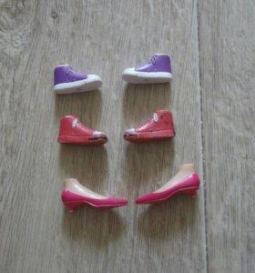 Обувь для братц/мокси