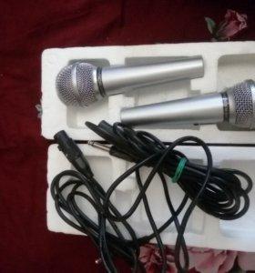 Микрофоны BBK