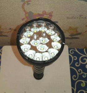 Ручной фонарь Ultrrafire 15Xm-l T6