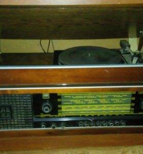 Радиола 1970 года