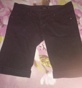 Straduvarius,шорты джинсовые
