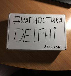 Аппаратура для диагностики автомобилей Delphi