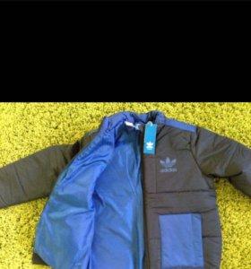 "Новая осенняя куртка ""Adidas"""