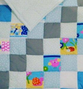 Бортики, одеяло